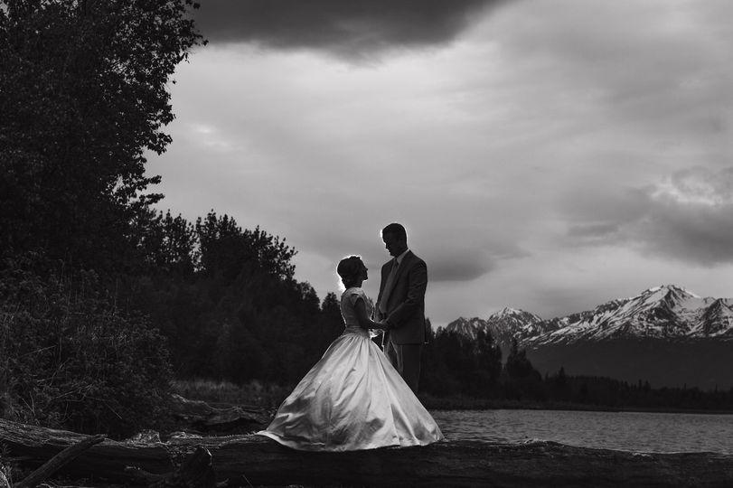 Palmer, Alaska Wedding