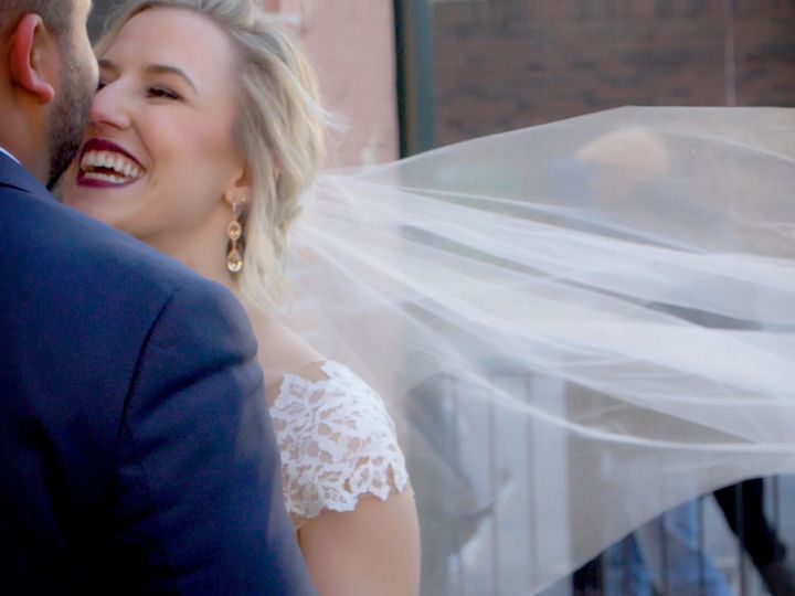 Tmx 1520624157 0ebfa246a4ed2181 1520624156 5dbd41a2387aab92 1520624154535 4 Veil In The Wind B Richmond, Virginia wedding videography
