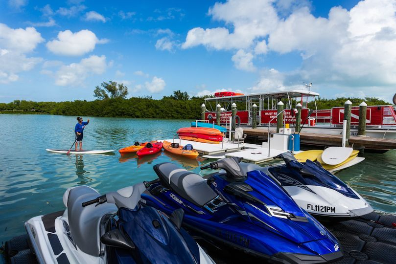 On-Site Watersports Rentals