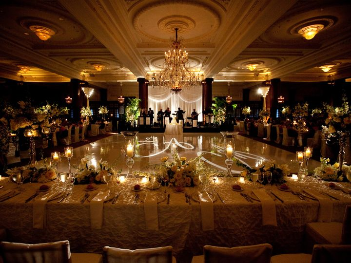 Tmx 1424810620364 Ctr  Large Head Table Philadelphia, PA wedding venue