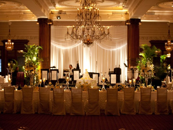 Tmx 1424810762907 Ctr Wedding Long Head Table Philadelphia, PA wedding venue