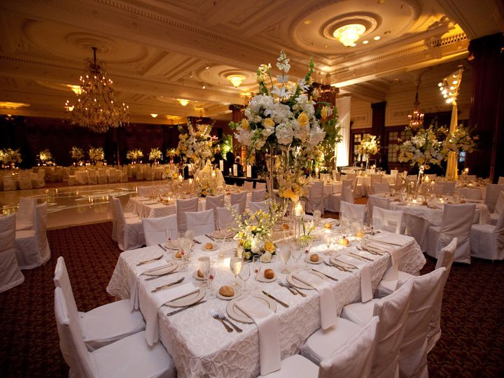 Tmx 1424810801048 Ctr Wedding Rectangle Table Philadelphia, PA wedding venue