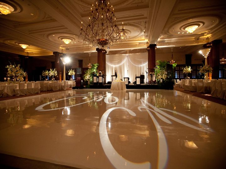 Tmx 1424810877968 Ctr Wedding Vinyl Dance Floor And Gobo 2 Philadelphia, PA wedding venue