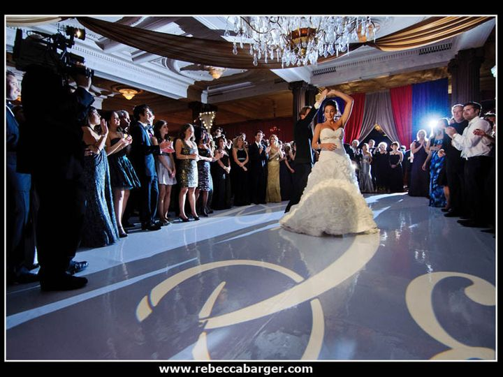 Tmx 1424811096150 Ctr White Dancefloor Bride Dancing Philadelphia, PA wedding venue