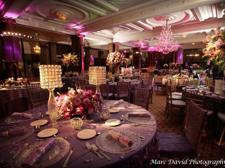 Tmx 1424811439136 Wedding Purple Uplights Philadelphia, Pennsylvania wedding venue