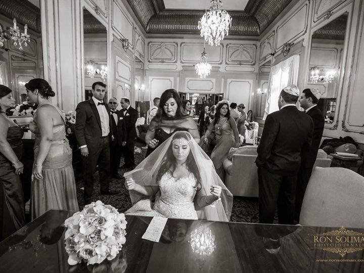 Tmx 1444425508557 Signing The Ketubah Philadelphia, PA wedding venue