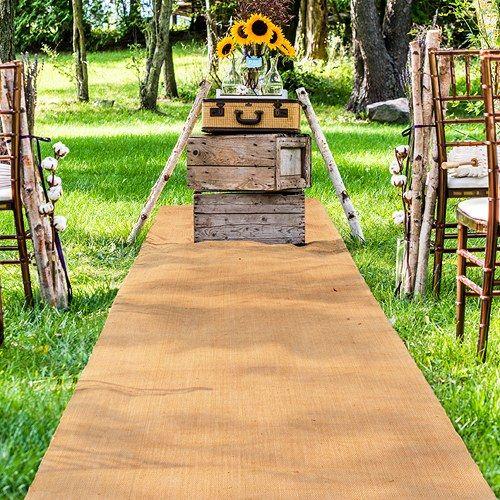 Wedding staging