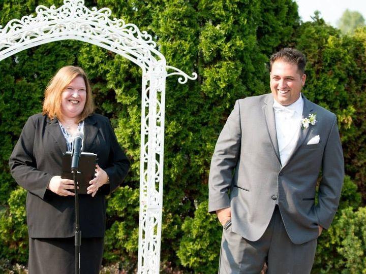 Tmx 1415825447731 Waiting For The Bride Sara Frank Ferndale, MI wedding officiant