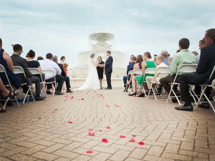 Tmx 1455906562122 Katie Matt Wide Shot Ferndale, MI wedding officiant