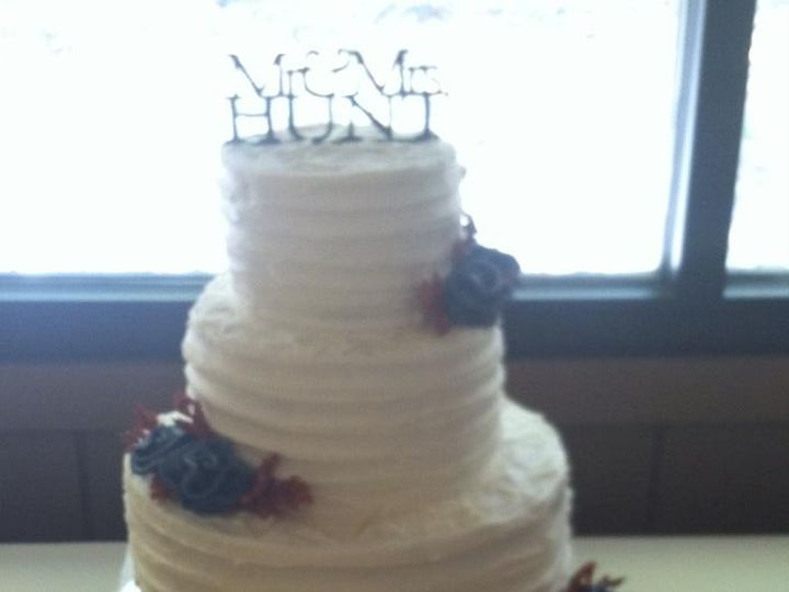Tmx 1415837101902 106125668601700206839401044789638216412107n Mc Leansville, North Carolina wedding cake