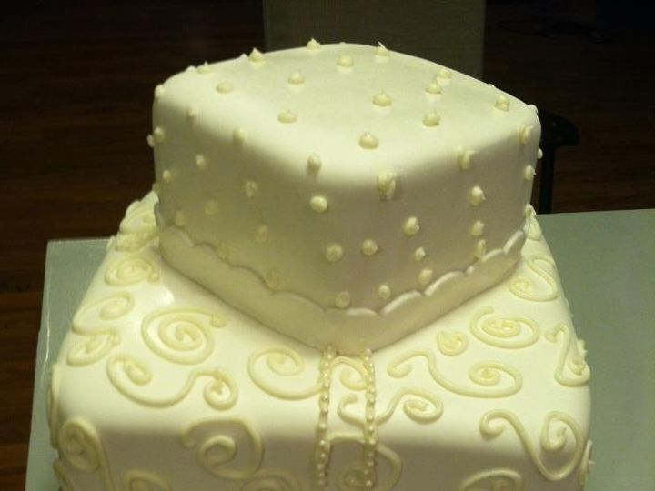 Tmx 1415837138992 106538795117450056357706228228225188860091n Mc Leansville, North Carolina wedding cake