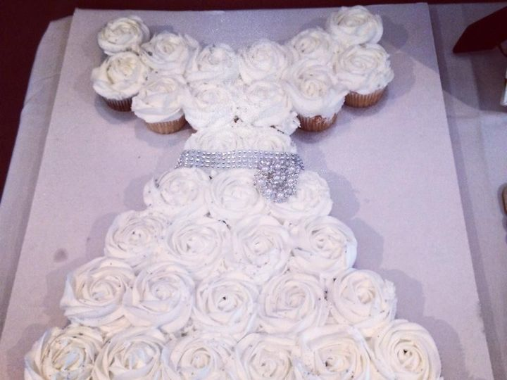 Tmx 1461164742941 Wedding Cupcakes Mc Leansville, North Carolina wedding cake