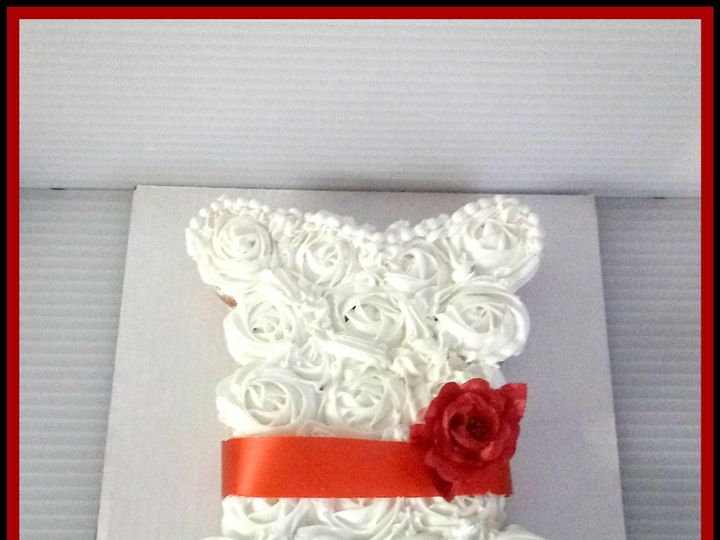 Tmx 1500566056198 0414170817 Mc Leansville, North Carolina wedding cake