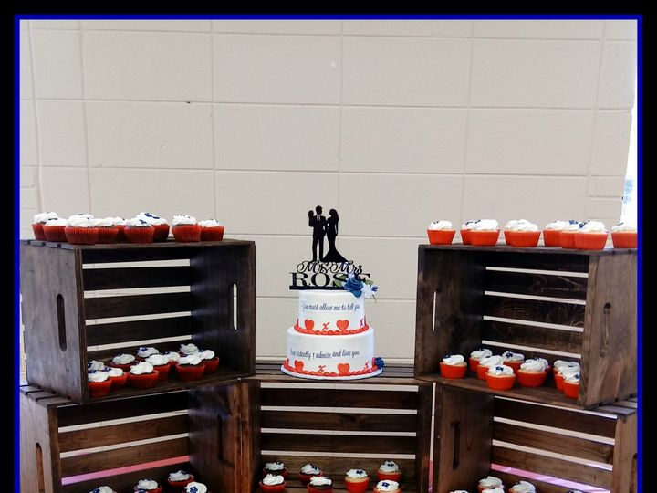 Tmx 1500566100439 0527171134 Mc Leansville, North Carolina wedding cake