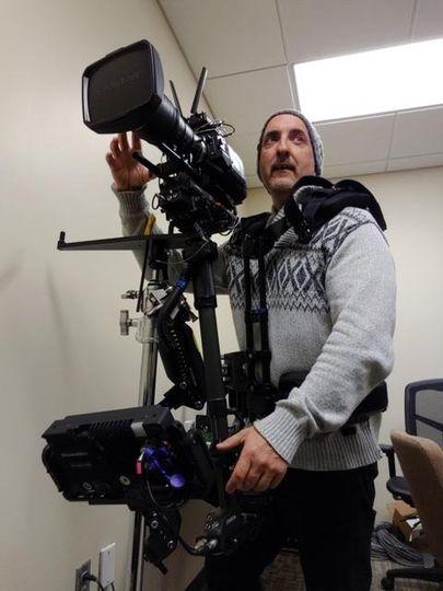 Expert filmmaker