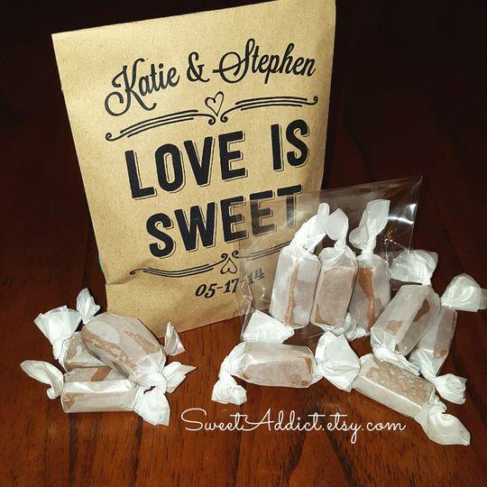 love is sweet kraft 1