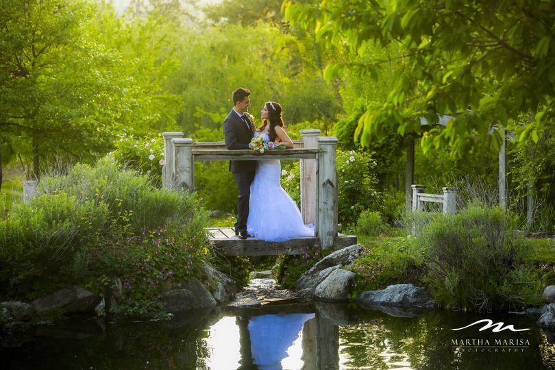 May Wedding at Beacon Hill