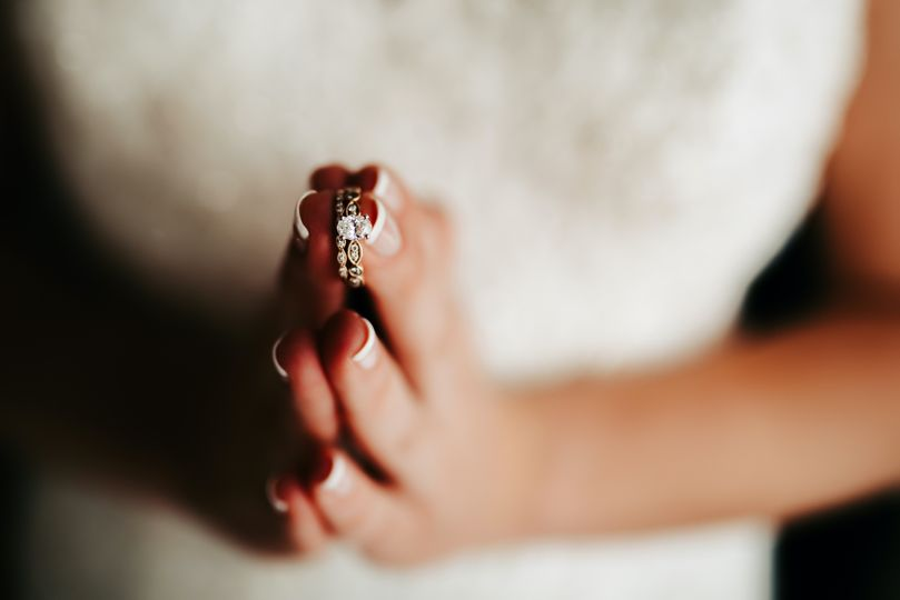 Prayer over marriage