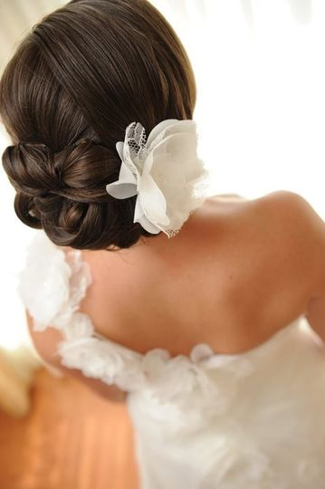 The Ritz Carlton - Wedding Hair and Makeup by Spa to Go