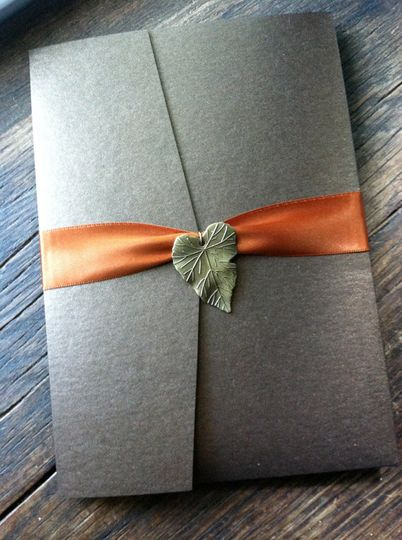 Looking for just the right wedding invitation? The invitation is what sets the tone for your special...