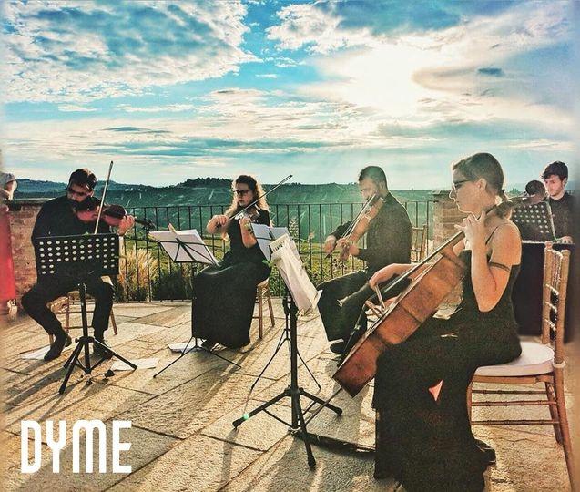 String quartet DYME