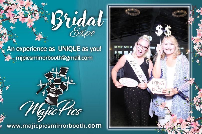 Bridal Show Fun