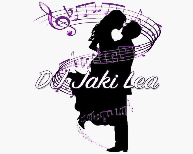 43cd7810d616a9bf DJ Jaki Lea Logo White