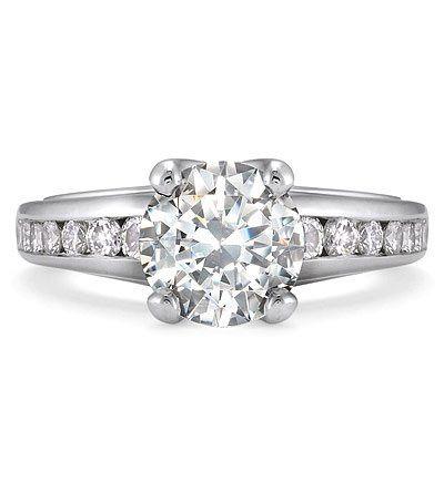 Tmx 1224704207725 DV R218 PT CZ F LRG Washington Crossing wedding jewelry