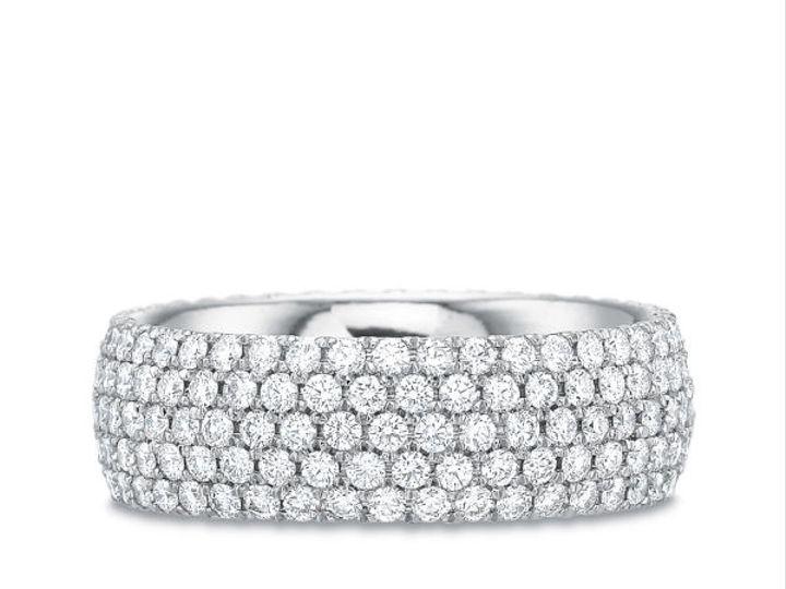 Tmx 1534187913 1ef163f097bf1a3e 1534187912 E329895a6dbe4477 1534187910599 3 Classic Diamond 5  Washington Crossing wedding jewelry