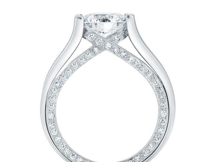 Tmx 1534187938 6df9f792a38a1a2c 1534187936 Bb49ec553099ba2b 1534187932972 11 Diamond Shank Eng Washington Crossing wedding jewelry