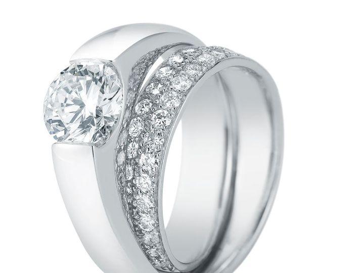 Tmx 1534188043 Cbfa5c650d98e1ab 1534188042 Cf43a777f3a776d1 1534188033056 1 Continuum Diamond  Washington Crossing wedding jewelry