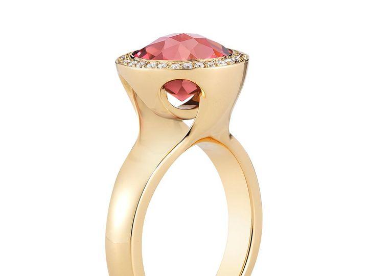 Tmx 1534188044 93b299630ca74310 1534188043 D0bfc7361d8a8fa9 1534188033059 6 Pink Tourmaline Go Washington Crossing wedding jewelry