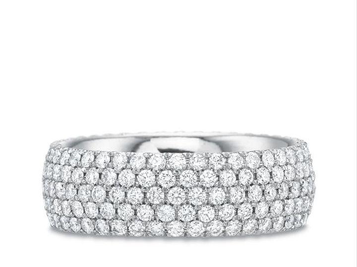 Tmx 1534188104 262b209a6befad0c 1534188103 Df60873592f3975e 1534188101181 9 Classic Diamond 5  Washington Crossing wedding jewelry