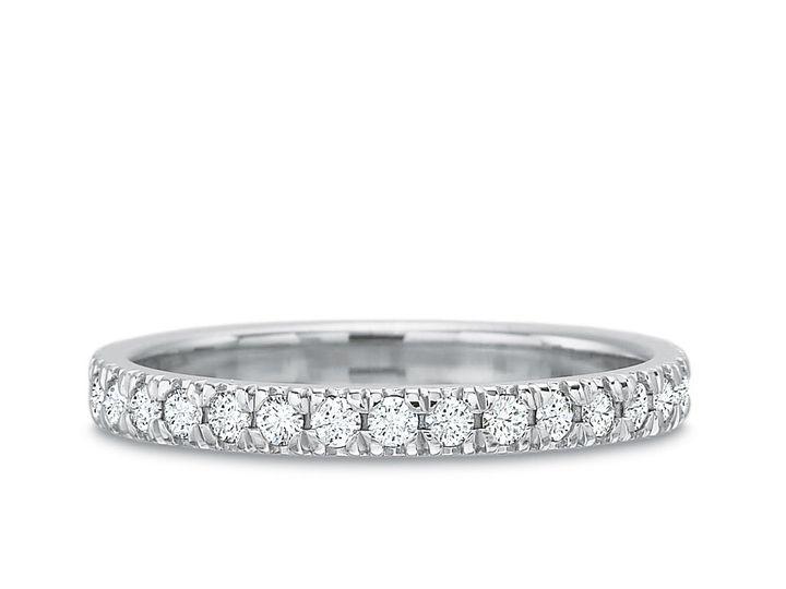 Tmx 1534188105 774a7dd500e089e0 1534188103 7f5449bedaee6736 1534188101182 10 Classic Diamond E Washington Crossing wedding jewelry