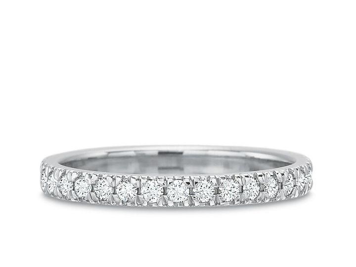 Tmx 1534188105 B35a44d59972cb05 1534188103 A0569faa4bce58c3 1534188101183 11 Classic Diamond E Washington Crossing wedding jewelry