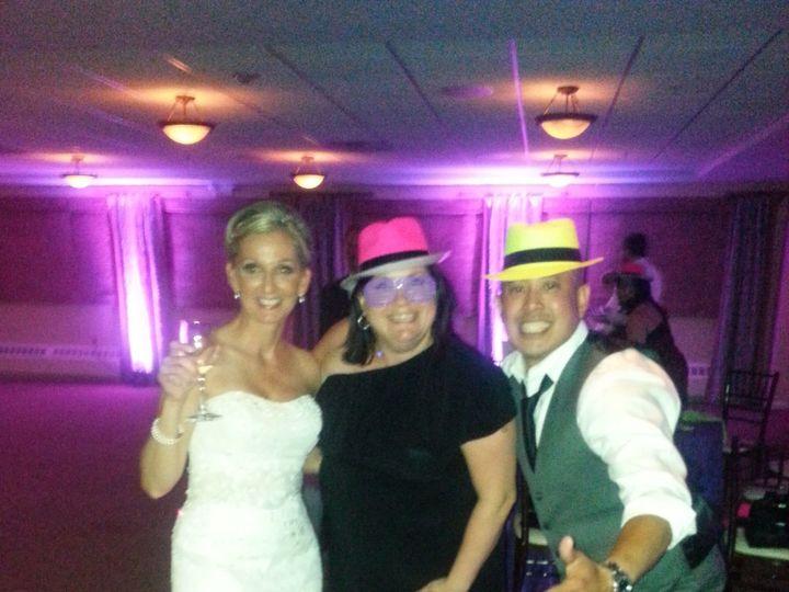 Tmx 1522200723 869e91b8e3e109dc 1460652710682 Gigi With Bg Osceola Mills wedding dj