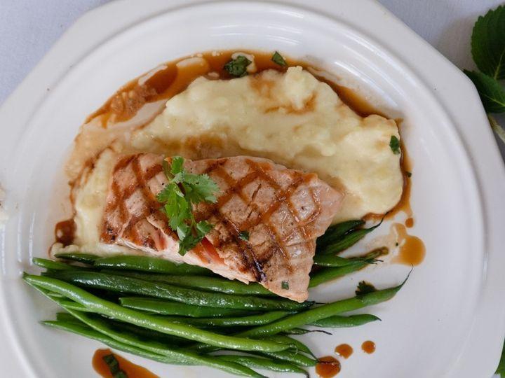 Tmx Salmon On Potato 51 1047337 159362194882534 Fairfield, CT wedding catering