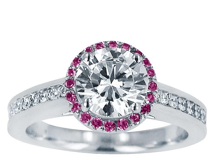 Tmx 1414687168685 Ed75020 Rd 1.25ct Sitop Morristown wedding jewelry