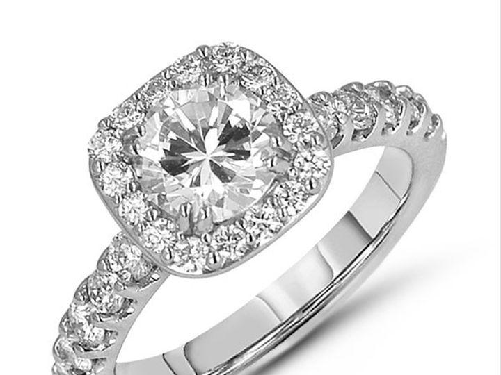 Tmx 1414687181171 Ed75010 1ct Pt Morristown wedding jewelry