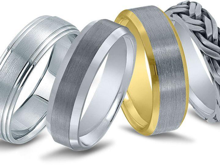 Tmx 1508341391607 Lieberfarb Mens Wedding Bands Morristown wedding jewelry