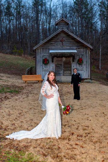 Christmas Bride