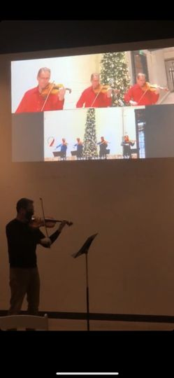Performing with videos