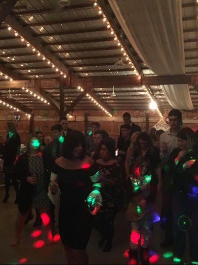 Piqua Barn party
