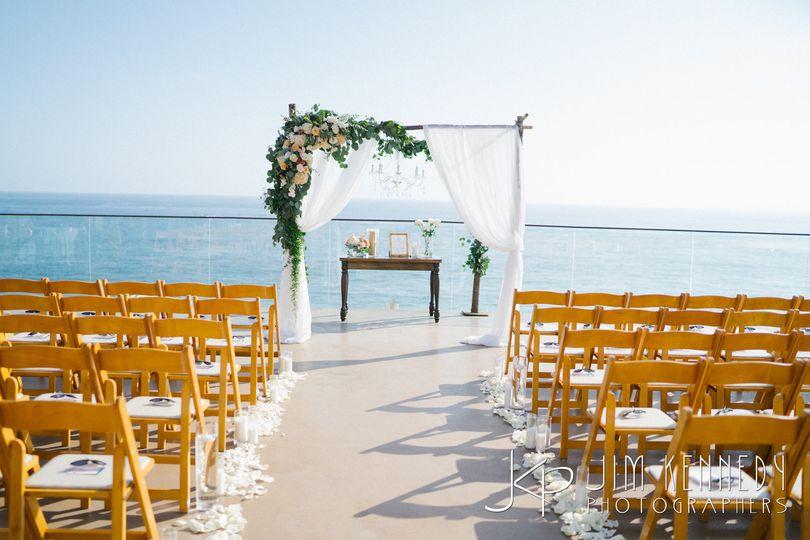 Catalina Terrace Ceremony