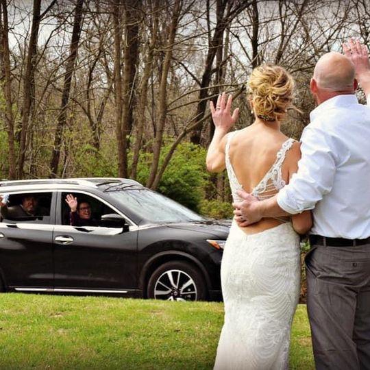 Covid-friendly weddings