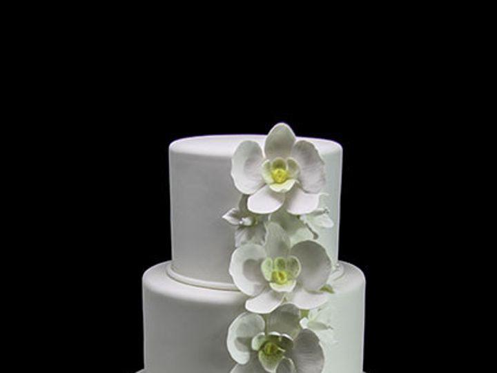 Tmx 1443811432022 White Orchids Wedding Cake Long Island City, New York wedding cake