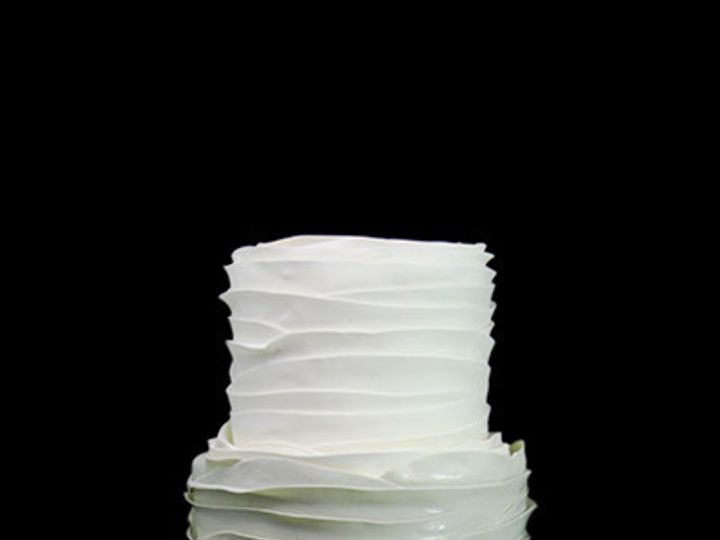 Tmx 1459533613863 Fondant Ombre Ruffles Wedding Cake Thumb Long Island City, New York wedding cake