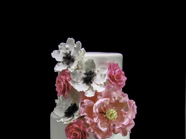 Tmx 1466009807719 Bouquet Wedding Cake Long Island City, New York wedding cake