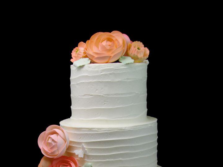 Tmx 1478201233240 Ranunculus Bouquet Wedding Cake Long Island City, New York wedding cake
