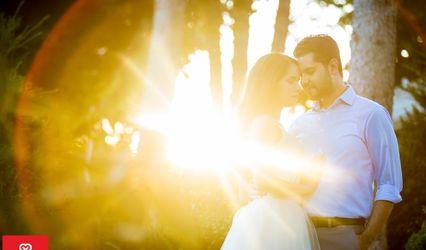 The wedding of Kaylan and Kyle